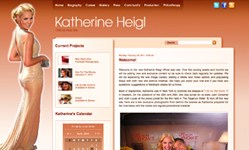 Katherine Heigl - Fansite