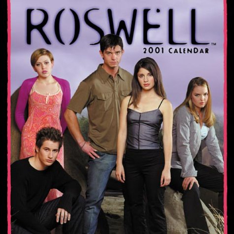 The cover of the Roswell Calendar 2001