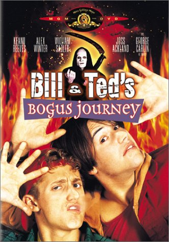 Bill and Ted - DVD cover