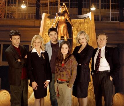 The Cast of Wonderfalls