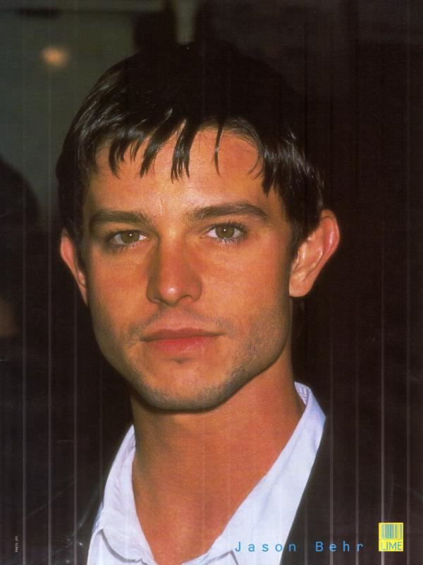 Jason Behr in Limemag