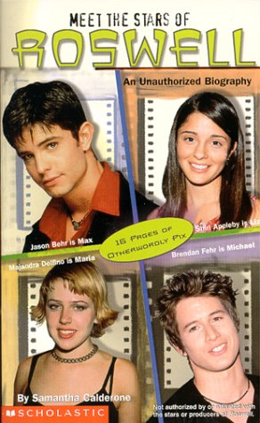 Meet the cast of Roswell