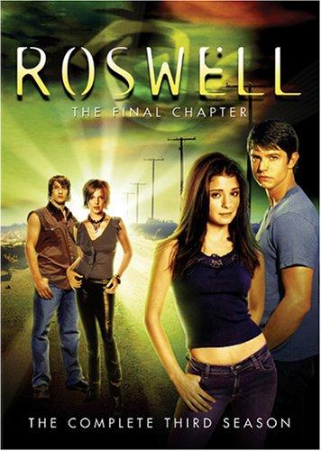 DVD Cover - Season 3